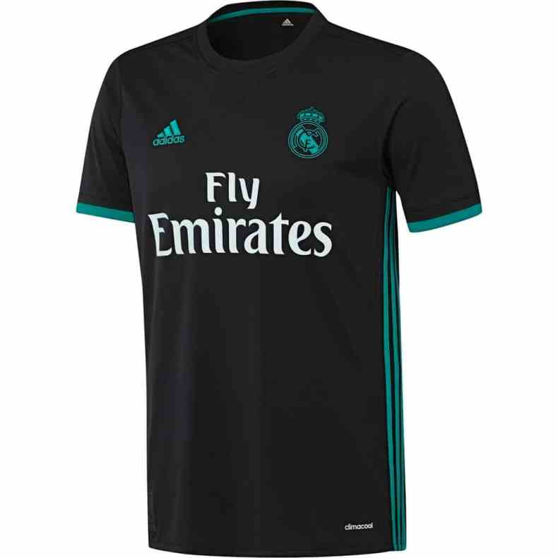 Mid month deals - October - Real Madrid Away Jersey 2017/18
