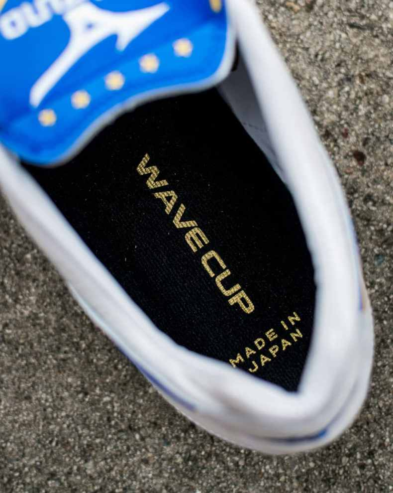 Mizuno Wave Cup Legend: Made in Japan