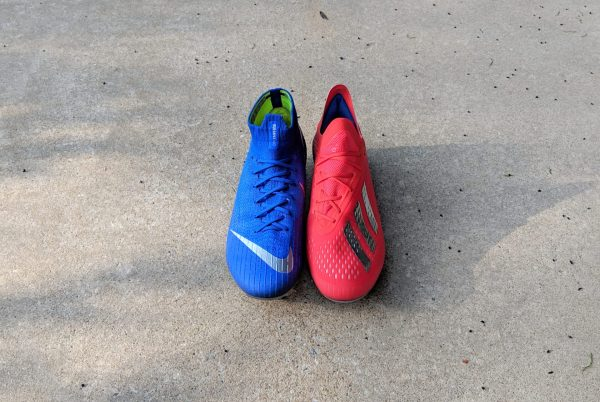 The Battle for Speed - Nike Mercurial Superfly 360 vs adidas X18.1