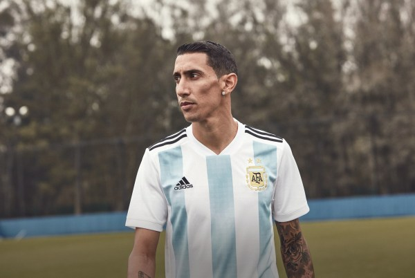Mid February deals - argentina home jersey adidas