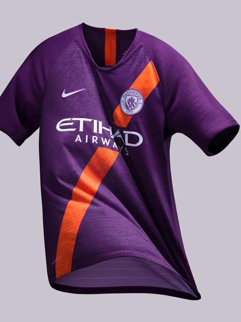 Best Of: Manchester City Jerseys in the Etihad Era