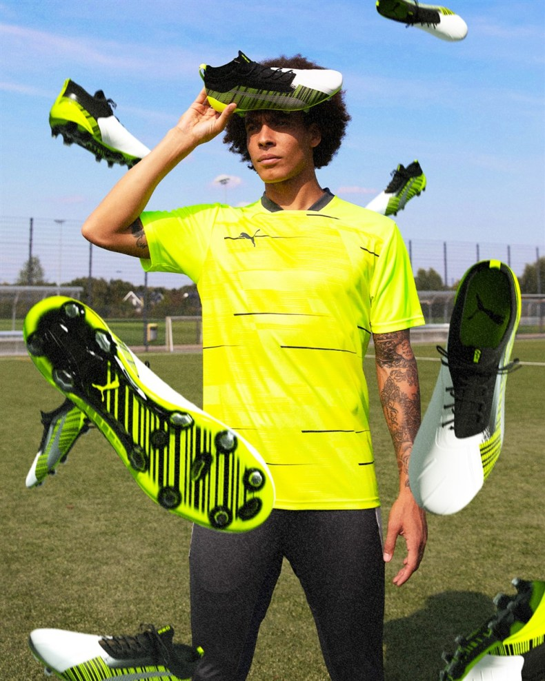 Puma Rush pack - axel witsel - puma one