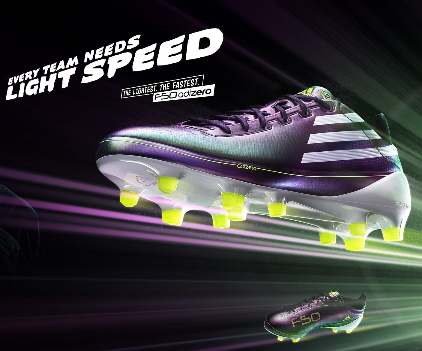 fastest football boots