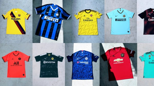 best football kits of 2019