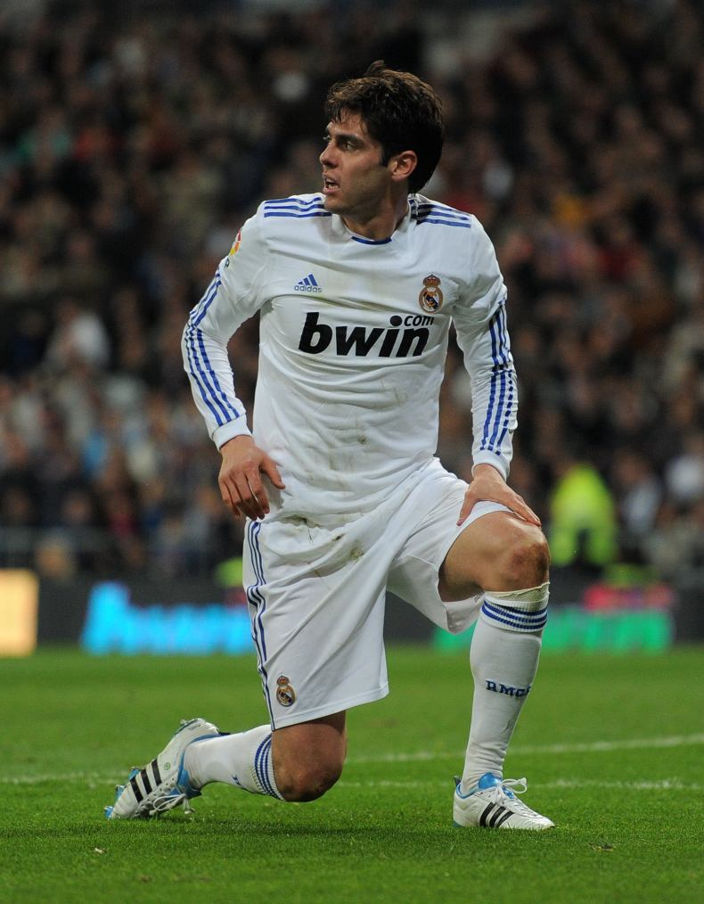 Kaka real madrid in adidas adipure