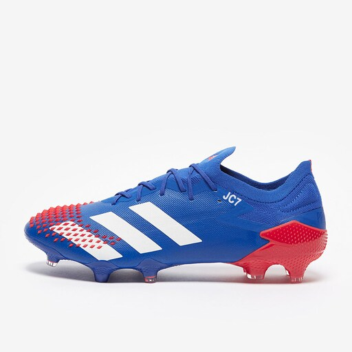 micro Irradiar mar Mediterráneo  adidas Predator Mutator 20.1 Low FG - Royal Blue/White/Active Red - BOOTHYPE