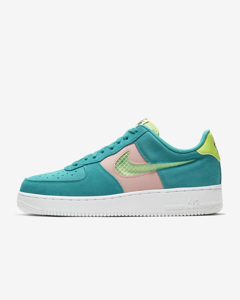 Nike Air Force 1 '07 - green - father's day