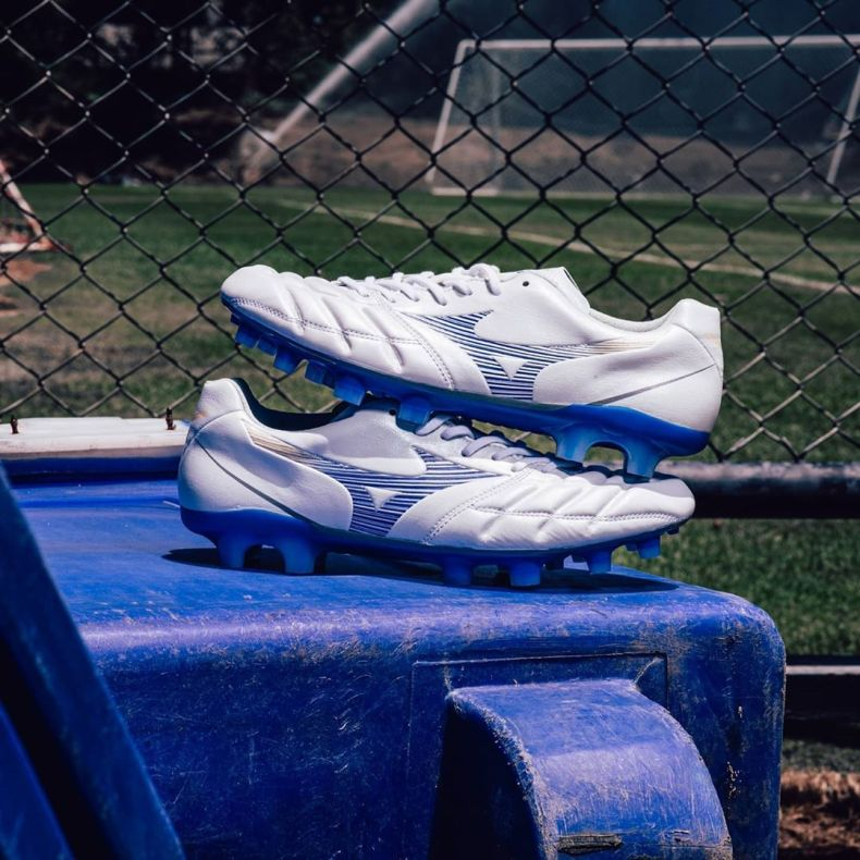 Mizuno Rebula Cup in white