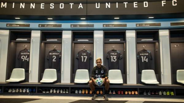 Ryan Natusch - Equipment Manager Minnesota United FC