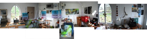 full studio interior