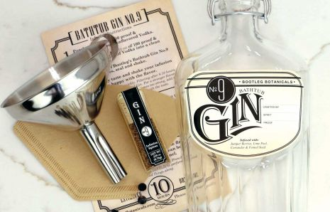 DIY Citrus Gin Making Kit