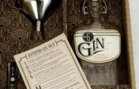DIY Botanical Gin Making Kit