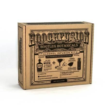 Bootleg Botanicals™ DIY Botanical Gin Making Kit
