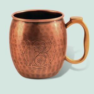 Bootleg Botanicals Copper Mule Cocktail Mug