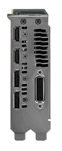 Asus - GeForce GTX 1080 8 GB TURBO Video Card ports