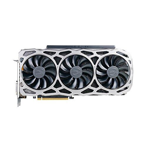 EVGA - GeForce GTX 1080 Ti Video Card fans