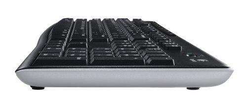 K270 Wireless Standard Keyboard side