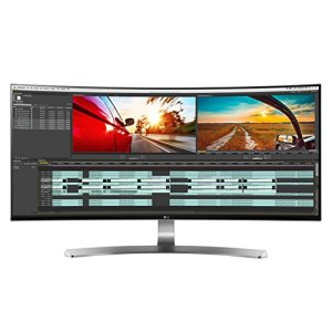 34UC98-W LG 34-Inch Curved UltraWide Monitor with Thunderbolt