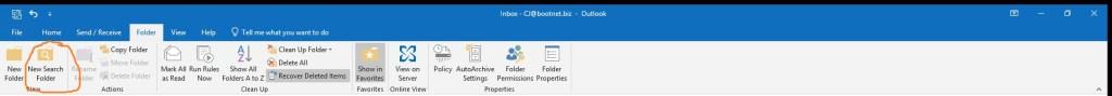 Office365-Outlook-New-Search-Folder