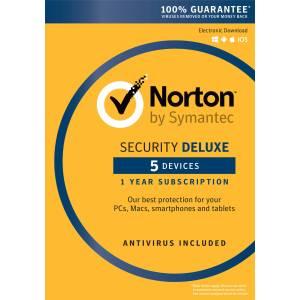 norton security deluxe software