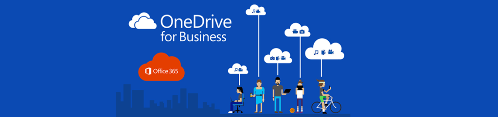OneDrive for Business - Office365 business tools.