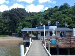 The Boatshed Bar/Cafe. This is where Clay worked.