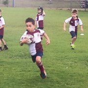 Rory rugby