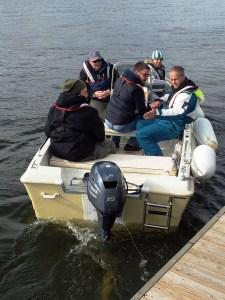 Einstieg in den motorisierten Wassersport/ 15 PS
