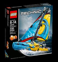 LEGO Technik Rennyacht