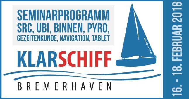 Klar Schiff Bremerhaven