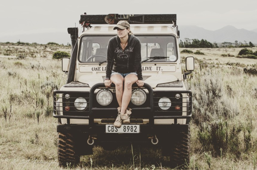 Land Rover travel bush life photography africa