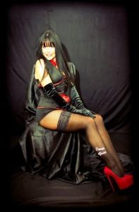 My fav corset & stocking & shoes