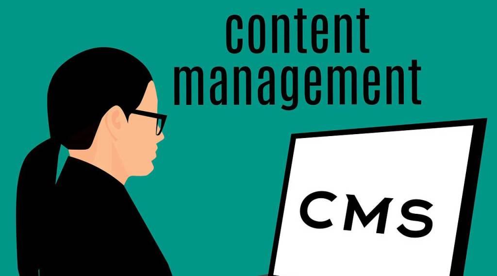 cms : système de gestion de contenu