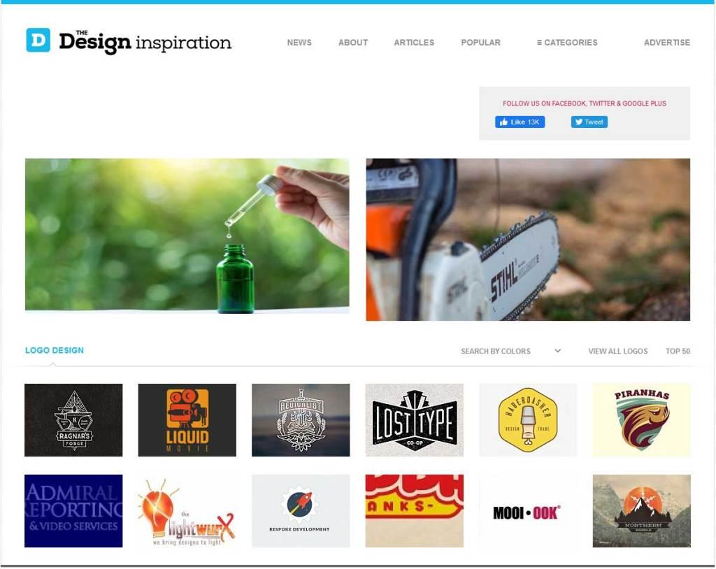 site the design inspiration