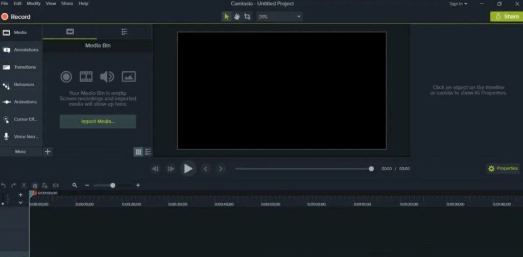 camstasia studio : applications pour enregistrer l'ecran de votre ordinateur