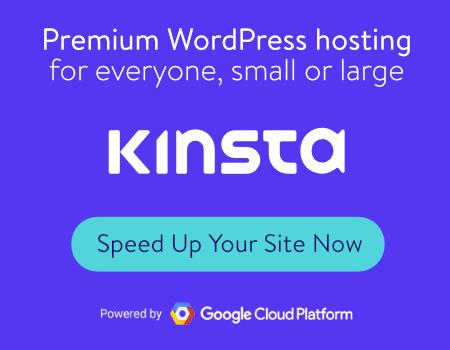 kinsta hosting banner no price
