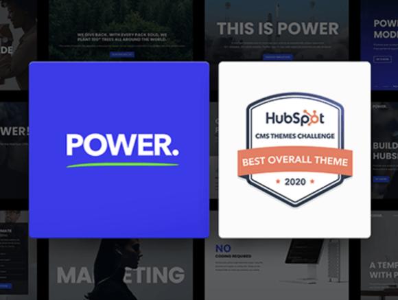 Power HubSpot Theme