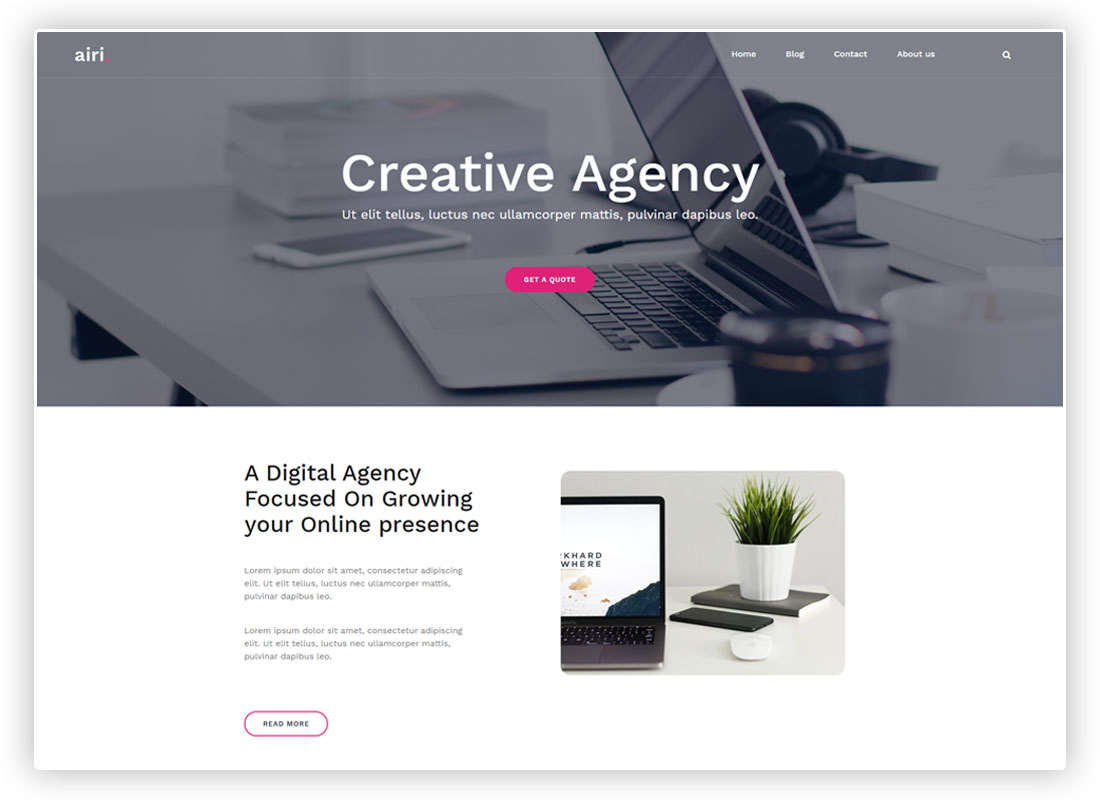 best-wp-free-theme