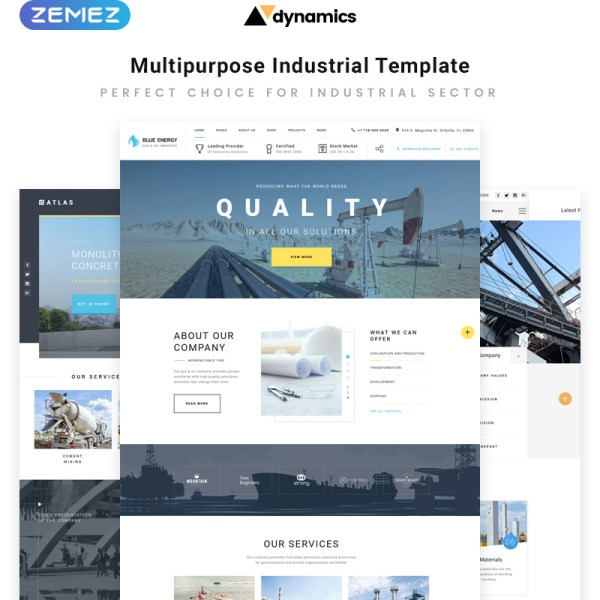 Dynamics Bootstrap Template