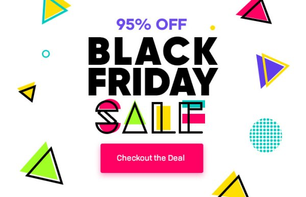 Black Friday Cyber Monday Sale Deal 2019
