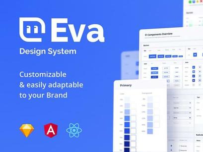 Eva free Design System