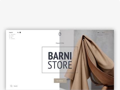 Barni User Interface Kit