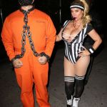 Heidi Klum 17th Annual Halloween Party in NYC