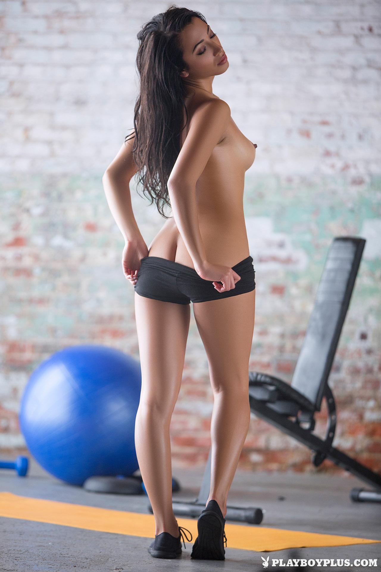 Lexi Storm  Gym Girl Nsfw  Bootymotiontv-2593
