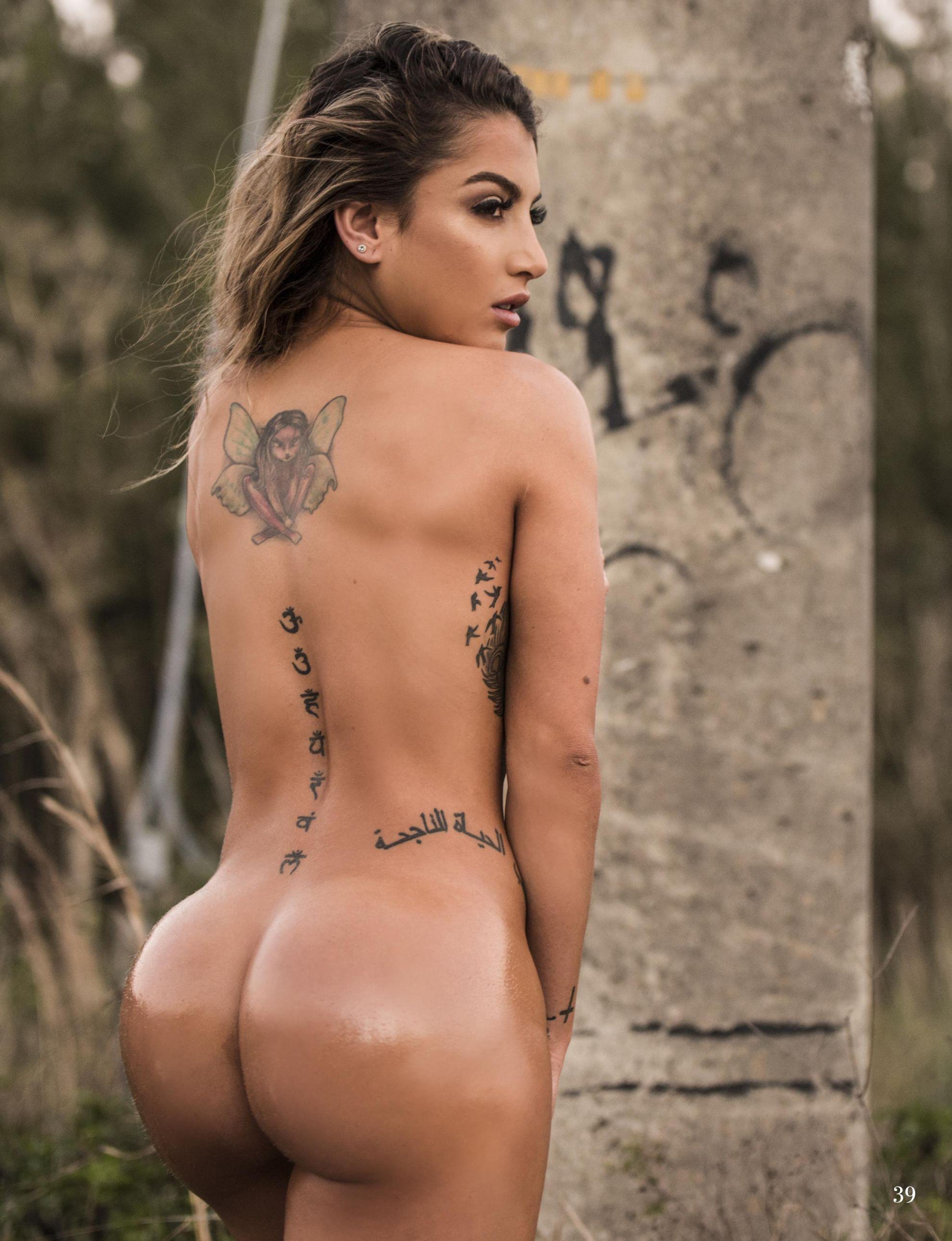 Amor vittone naked