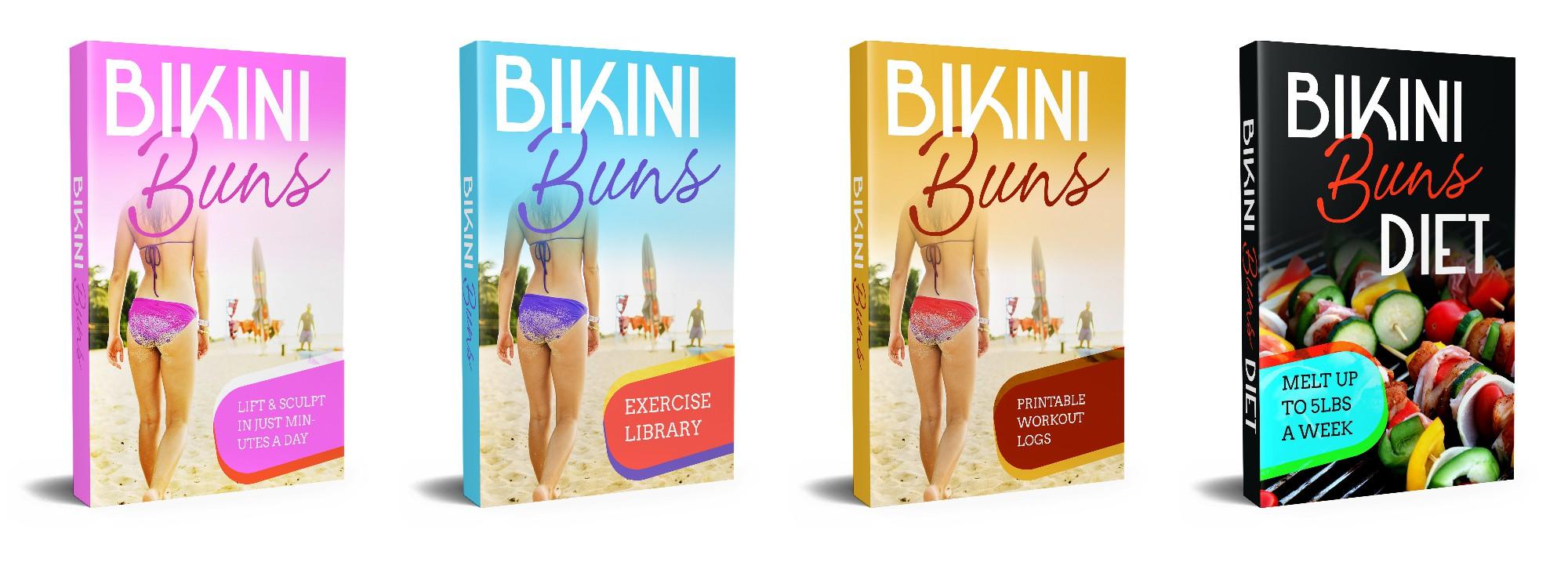 Bikini Buns   New At home Butt Shaping System  Image of bikini buns1