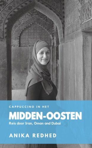 omslag van Cappuccinoin het Midden-Oosten van Anika Redhed