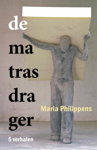 omslag de matrasdrager van Maria Philippens