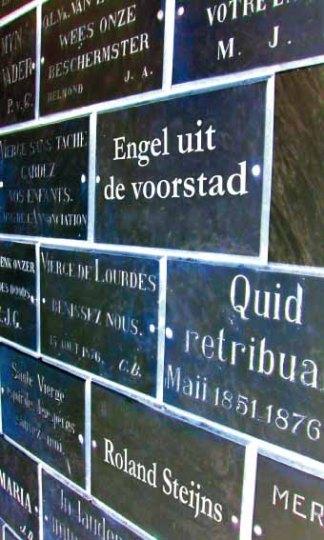 Roland Steijns | Engel uit de voorstad