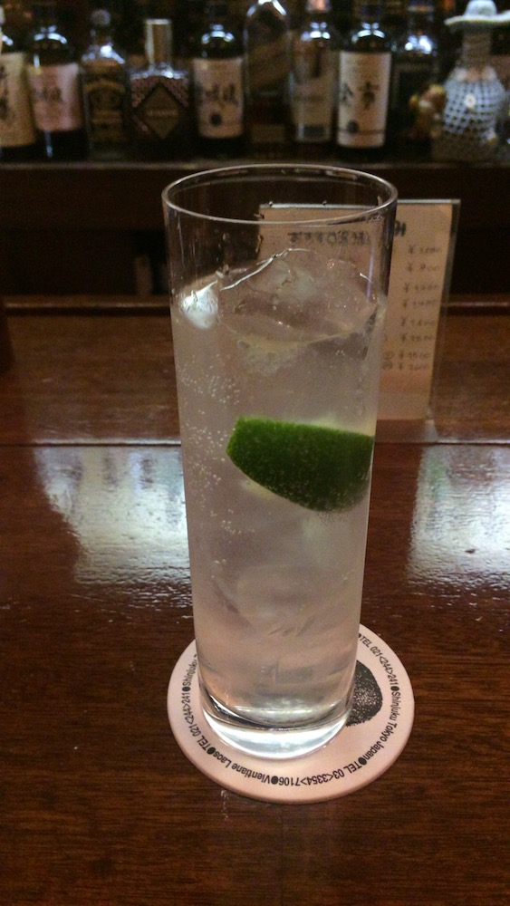 Booze World — ジン トニック [ビーフィーター]を飲んだ感想ページ
